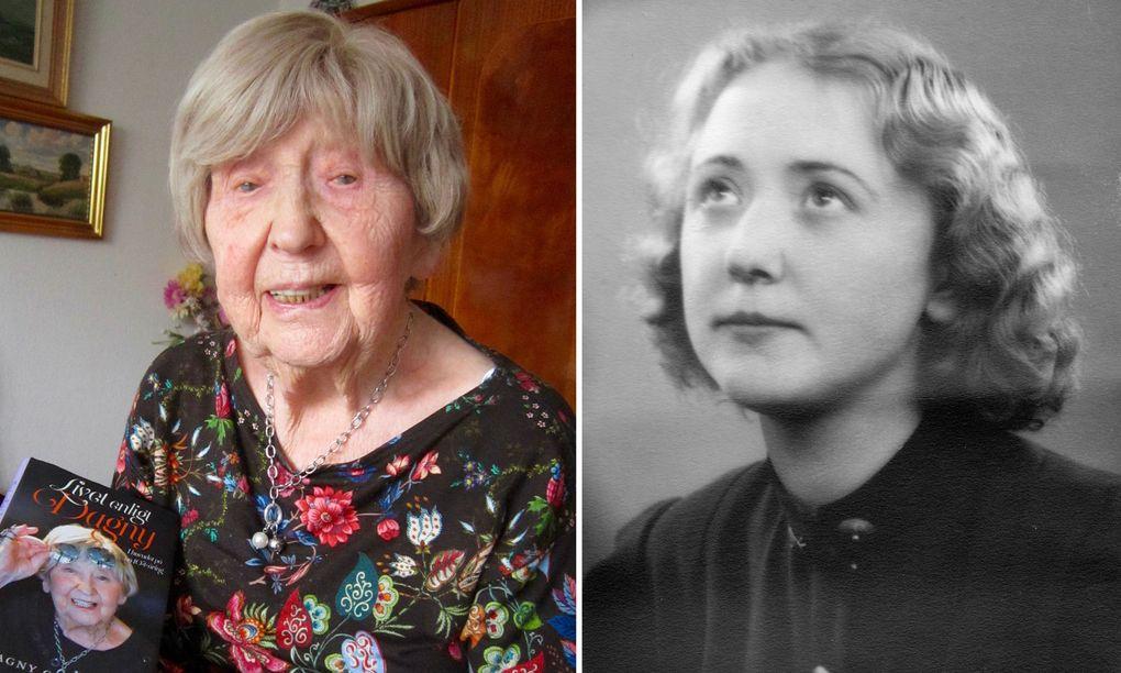 Dagny Carlsson fyller 105 år – här är hennes liv i bilder