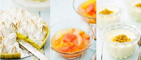 Underbara citrusrecept
