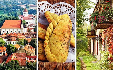 Vilnius charmig pärla i Baltikum