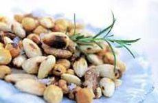 Rostade nötter