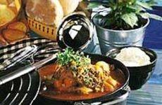 Köttfärssoppa med potatis