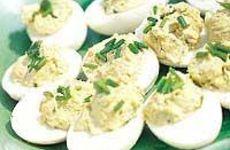 Fyllda ägg