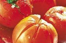 Grillad tomat