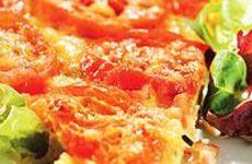Makaronipizza i långpanna
