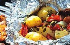 Örtdoftande potatisknyten