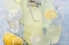 Lemonad med citron och lime