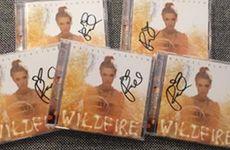"Vinn Rachel Plattens nya album ""Wildfire"""