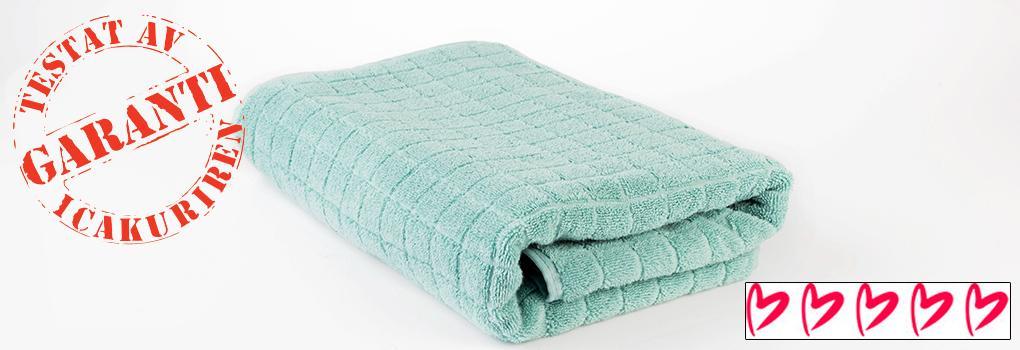 Test: Här är bästa duschhandduken