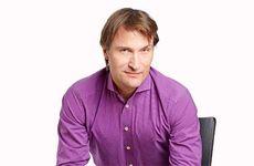 Fredrik Kullberg: Jag ska avslöja en hemlighet