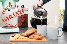 Vi testar tio kaffebryggare