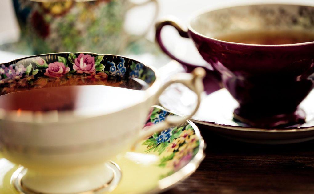 Unna dig en lyxig afternoon tea