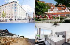 Vinn tre hotellnätter i Danmark under midsommarhelgen!