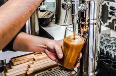 Nitrokaffe - dricks som en öl