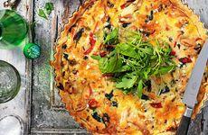 Helgens mat: Paj på italienska