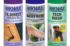Vinn Nikwax för att hålla dina sportkläder i trim