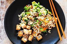 Tre vardagsrätter med tofu