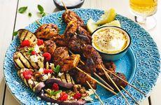 Helgens mat: Kryddig kyckling på grillen