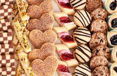 Baka sju sorters kakor