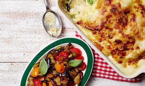 Testa att göra lasagne på nytt vis