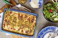 Helgens mat: Cannelloni med rostad paprika