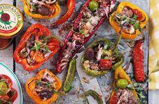 Tre vardagsrätter med paprika