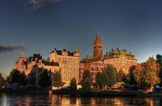 Bildquiz: Känner du igen de svenska städerna?