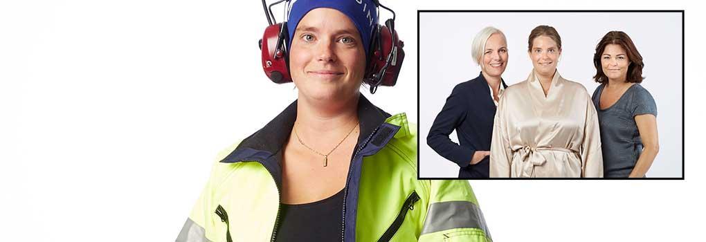 TV: Modejouren hjälper Stina att byta stil