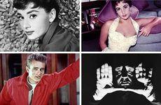 Bildquiz: Har du koll på de klassiska Hollywoodstjärnorna