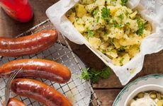 Chorizo med potatisstomp
