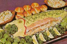 Bilder: På 70-talet fick man leka med maten