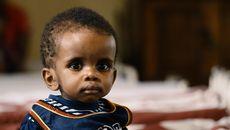 Här dör 12 av 100 barn innan de hunnit fylla fem år