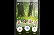 Vinn smartphone Doro Liberto 825