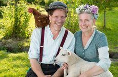Glada nyheter: Mandelmanns gård får en säsong till