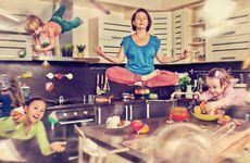 Forskare: Därför kan det vara bra att ha det stökigt hemma