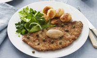 Bjud på snitsig schnitzel i helgen